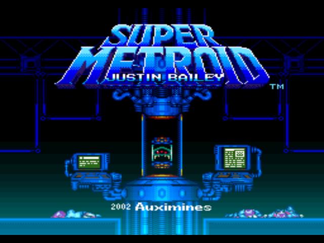 Screenshot Thumbnail / Media File 1 for Super Metroid (Europe) (En,Fr ...
